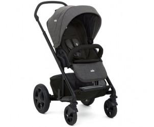 Chrome DLX Pushchair & Carrycot