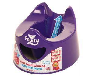 Easy-to-Pour Potty