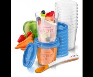 Toddler Food Storage Set