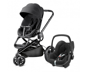 Moodd and Maxi-Cosi pebble travel system