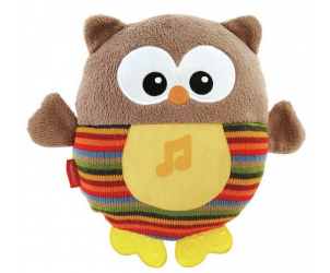 Soothe and Glow Owl