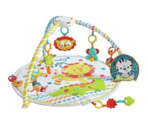 Carnival Music and Lights Deluxe Play Gym
