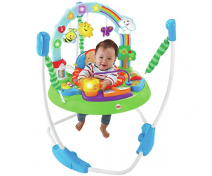 Laugh & Learn puppy's activity jumperoo