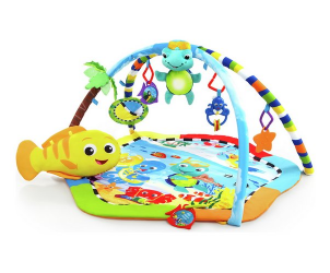 Rhythm reef play gym