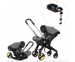 Car Seat To Stroller With ISOFIX Base