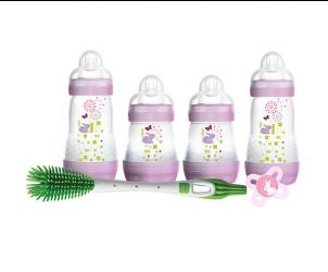 Newborn feeding set