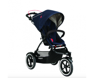 Sport Pushchair With Auto Stop