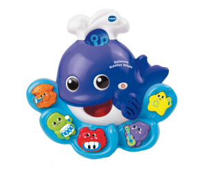 Bathtime Musical Bubbles Whale