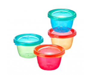 Wash 'n' toss food pots