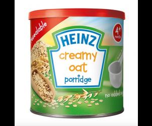 Creamy Oat Porridge
