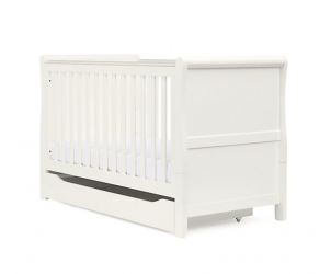 Sleigh Cot Bed