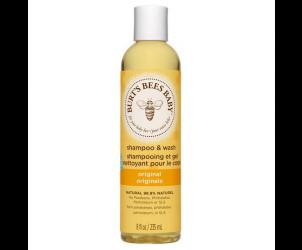 Baby Bee Shampoo and Wash