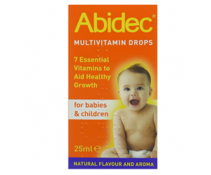 Multivitamin Supplement Drops