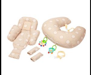 ClevaCushion 10 in 1 Nursing Pillow