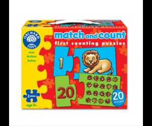 Match & Count Puzzle