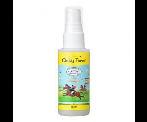 Childs Farm hair detangler grapefruit and organic tea tree oil