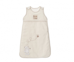 B is for bear sleeping bag