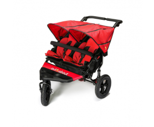 Nipper V4 Double Pushchair