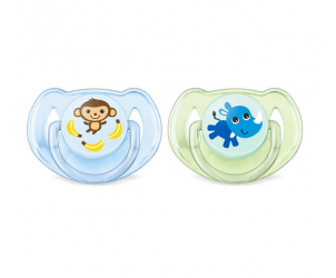 Classic Dummy / Pacifier Set 6-18m