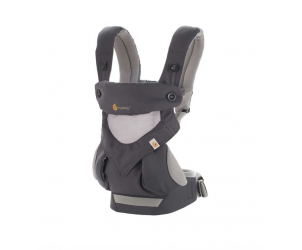 Cool air mesh baby carrier