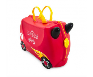 Ride On Suitcase : Rocco the Race Car