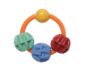 Click Clack Balls Teether