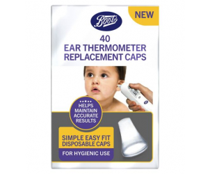 Ear Thermometer Replacement Caps