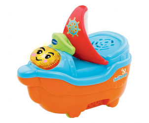 Toot Toot Splash World Sail Boat