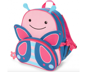 Zoo Backpack - Butterfly
