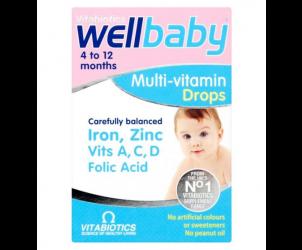 Multi-Vitamin Drops