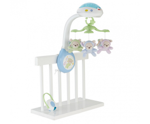 Butterfly Dreams 3-in-1 Projection Mobile