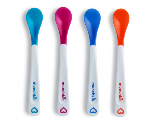 White Hot Safety Spoons