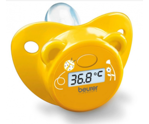 Pacifier Thermomenter