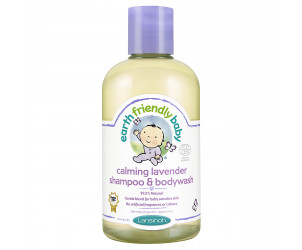 Baby Calming Lavender Shampoo and Bodywash