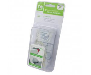 Safest Start Protect Plus Energy Absorbing Corner Cushions- 4 Pack