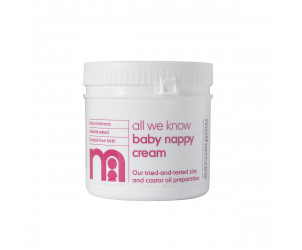 All We Know Baby Nappy Cream