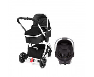 4-Wheel Journey Travel System