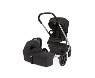 Pushchair and Carrycot - Suited Collection