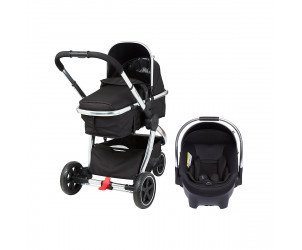 3-Wheel Journey Travel System