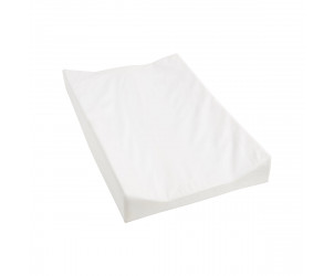 Wedge shaped changing mat