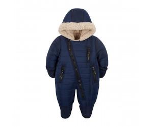 Quilted Snowsuit