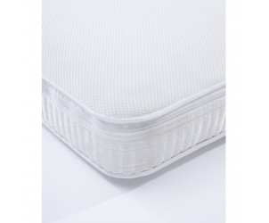 Airflow Pocket Spring Cot Bed Mattress