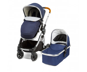 Journey Edit Pram and Pushchair