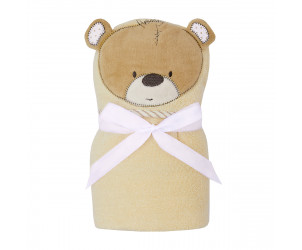 Teddy's Toy Box Swaddle Wrap