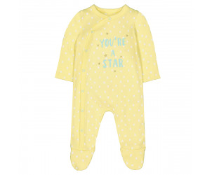 You're A Star Sleepsuit