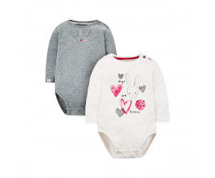 Bunny Heart Bodysuits
