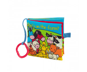 Who's on the Farm? Book