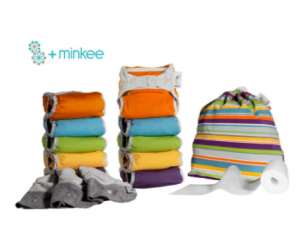 Pop-In Middle Box Minkee Unisex Brights