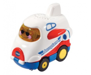 Toot-Toot Drivers Press and Go Aeroplane