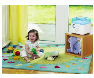 Vicks Paediatric Germ Free Humidifier Reviews